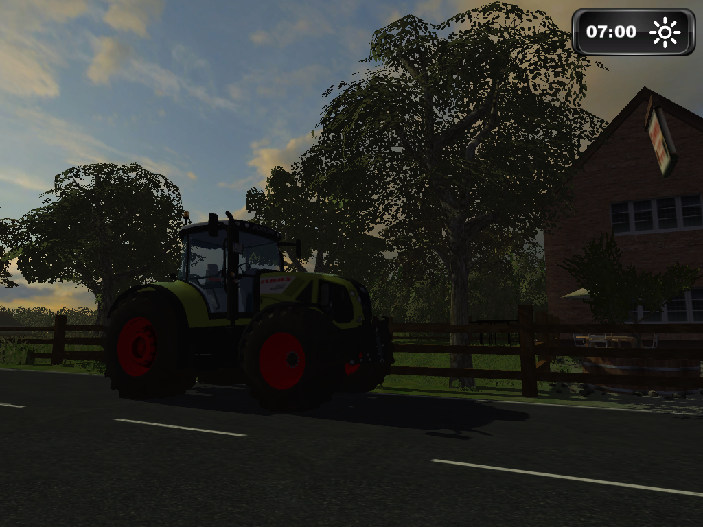 Claas Axion 950 V3