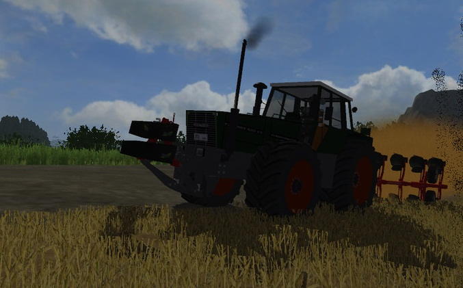 FENDT FAVORIT 622 REISSUE