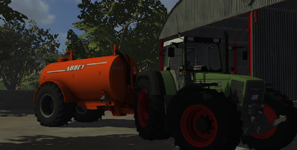 Fendt Favorit 824 V2