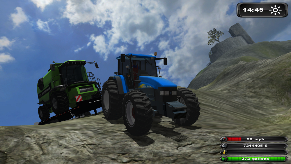 New Holland TM130 v2