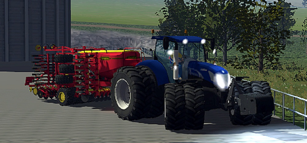 New Holland T7070 BP
