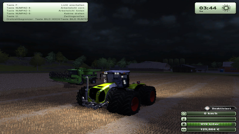 Claas Xerion 5000 V 1.0