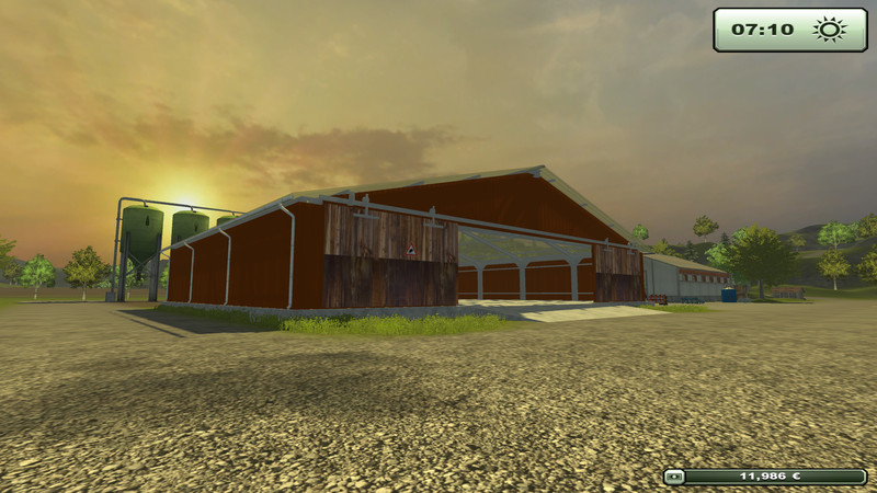 Download this ( Sample Mod Map Umbau Mod ) for Farming Simulator 2013