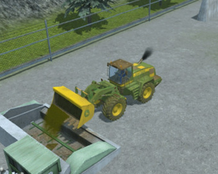 JD Loader V 2 Multifruit