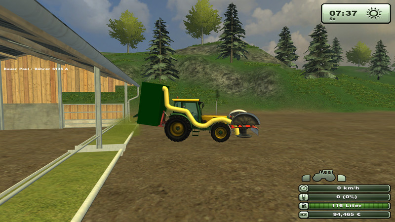 Grass collector v1