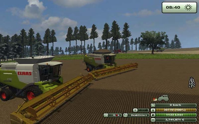 Claas cutter pack v 2.5