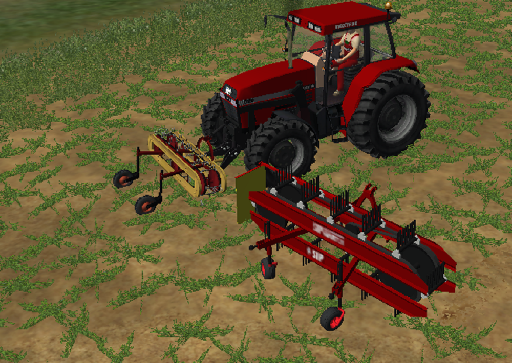Windrower Mod Pack