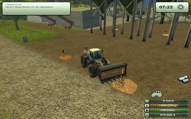 мод визде выгрузка для farming simulator 2015
