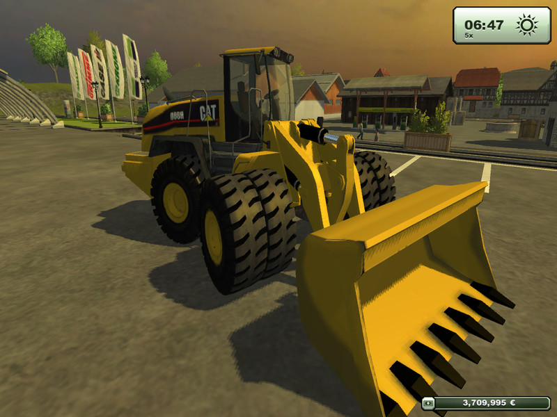 Cat 966H Attachable v 3.1