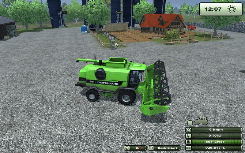 Deutz 7545 Multifrucht v 1.2