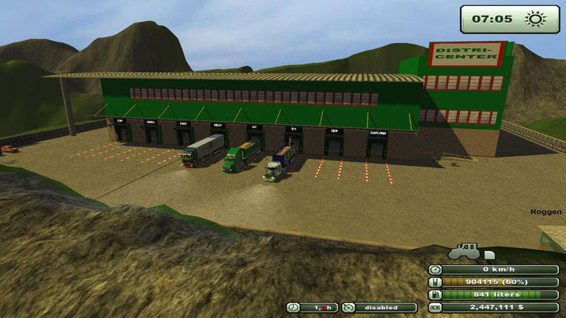 Farming Simulator 2013 Mods Карты