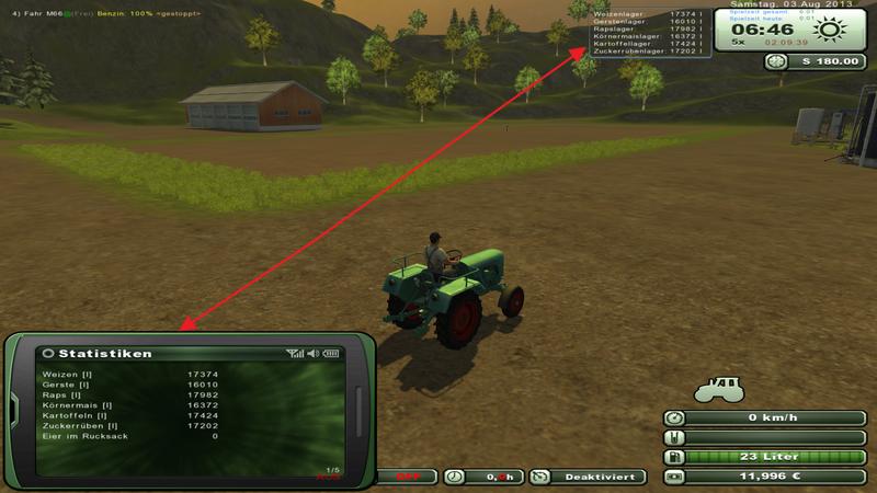 Моды на farming simulator 2015 компас