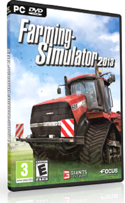 Farming Simulator 2013 RU