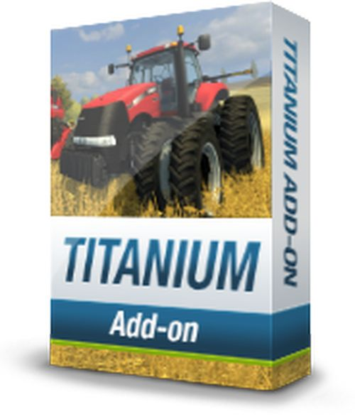 Titanium Add-on