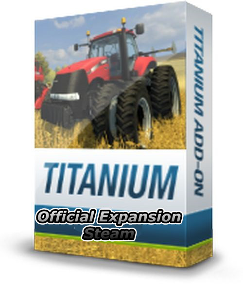 Farming Simulator 2013 Official Expansion(Steam)