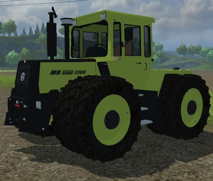 MB Trac 1300 turbo v1.0