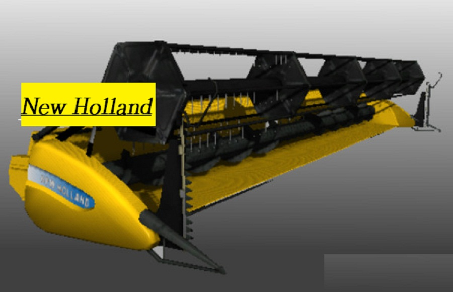 New Holland cutting v 1.0