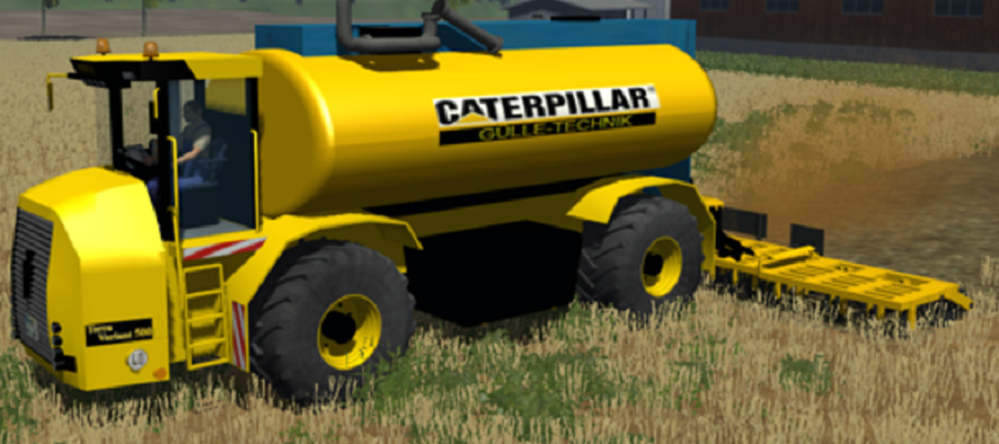 Caterpillar 500 Pack v5