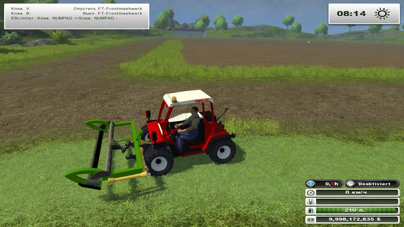 Reform Metrac g3 and mower v 2.0