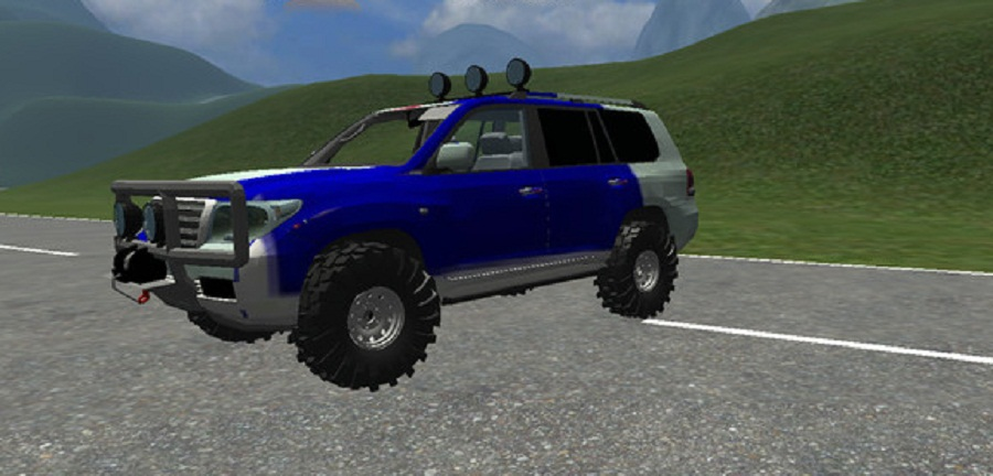 Toyota_land_cruiser Red Bull v 1.0