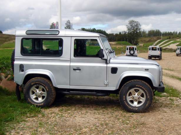 Land Rover Defender 90 v 1