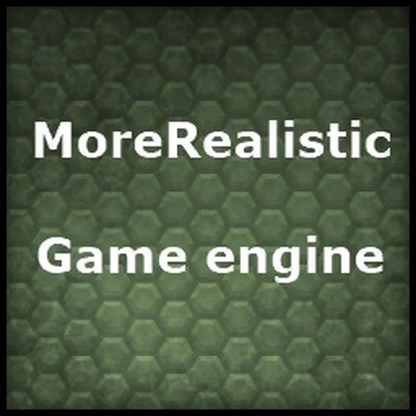 More Realistic Game Engine v 1.2.1.30