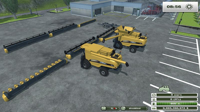 CAT Challenger 680 B Pack v 1.4