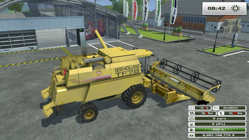 New Holland TF78 v 1.0