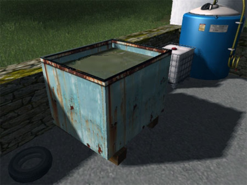 Old Water Tank v 1.0