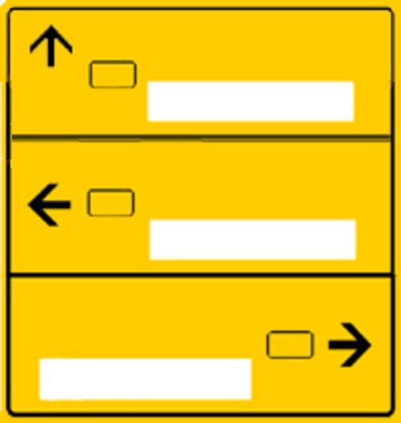 Traffic signs guidance pack v 2.0